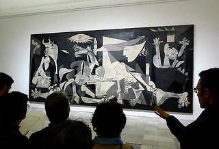 毕加索研究新成果——政治神话的式微