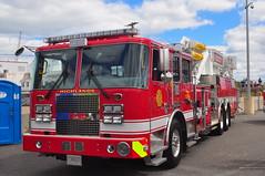 Highlands Fire Department Ladder 17-90 (Triborough) Tags: newjersey nj firetruck fireengine ladder wildwood kme capemaycounty hfd highlandsfiredepartment ladder1790