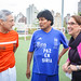 UNiTE to End Violence against Women soccer match. Photo: Fabrice Grover / UNDP