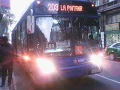 203|La Pintana-Huechuraba (maria angelica nuñez oyarce) Tags: bus buses volvo urbano colectivos 203 transporte marcopolo transantiago pasajeros huechuraba 7373 lapintana subus locomocióncolectiva marcopologranviale troncal2 subuschile bjfk48