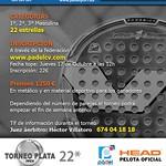 Torneo Plata Padelport Puerto de Sagunto Oct2013