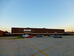 Sears Columbus (Nicholas Eckhart) Tags: street columbus ohio west retail mall dead sears stores broad westland department 2013
