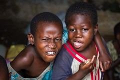 More Orphans that Deserve a Musical (Universal Stopping Point) Tags: poverty children poor expressions orphanage orphans uganda cheerful kampala slum bwaise