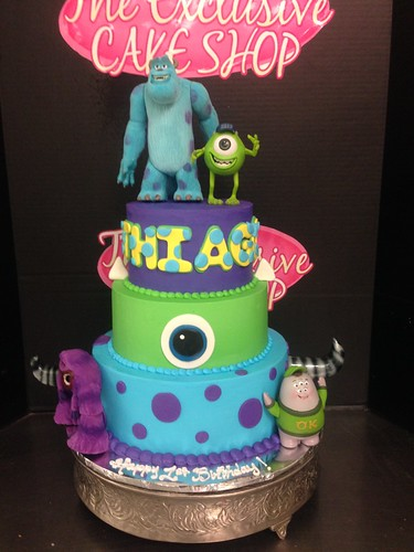 monster inc baby shower cake monsters inc cake