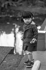 Kid-Garden-Japan (yuriferrioli) Tags: bw japan canon tokyo m42 roppongi f2 58mm helios44 canon60d