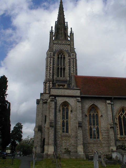 All_Saints_Marlow_Spire