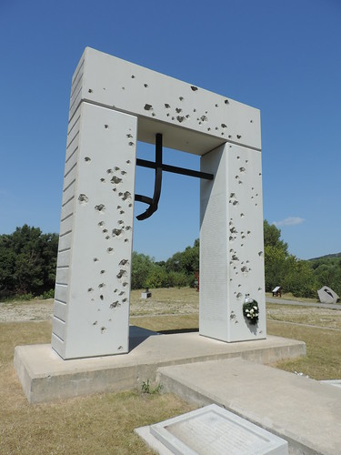 Slovakia Iron Curtain Memorial 148