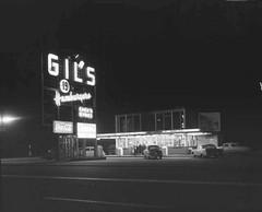 Gil's Hamburgers 1958 (Railroad Jack) Tags:
