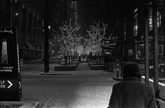 2013, Chicago. (bavan.prashant) Tags: snow chicago december hancock magnificentmile xtol11 orwo 2013 12minutes n74