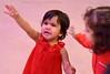 Wow ! (Ameer Hamza) Tags: pakistan red people baby girl indian culture pakistani karachi 2014 ppa peoplephotography adhia ameerhamzaadhia ameerhamzaphotography