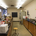 Suter Science Center analytical chemistry research lab before the 2014-2016 renovation began.