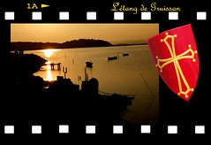 Gruissan tang (practicalphotographer1968) Tags: soleil tour coucher aude roussillon languedoc gruissan etang barberousse