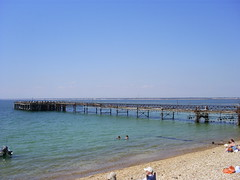 Totland Pier, Totland Bay, Isle of Wight (haines1689) Tags: isleofwight totland totlandbay totlandpier