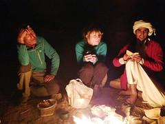 Jean Michel, Lena and Mohammed (andywalker1) Tags: wadirum jordan rum andrewwalker andywalker barahcanyon