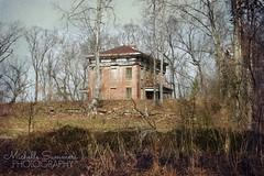 (SouthernHippie) Tags: newyork abandoned rural decay south alabama southern cotton civilwar plantation slavery 1840 blackbelt greekrevival oldsouth dallascounty precivilwar elmbluff