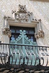 Casa Amatller (SMartine .. thanks for 2 Millions Views ) Tags: barcelona artnouveau catalunya catalogne passeigdegrcia ctbr martinesodaigui modernismcatal