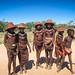 Himba kids in Kaokoland