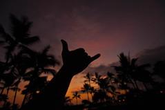 DSC_0495 (tehLEGOman) Tags: sunset hawaii waikiki oahu koolina