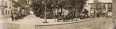 [Jardin Hidalgo, Zacatecas] (SMU Central University Libraries) Tags: gardens mexico citylife cities parks plazas towns townlife monomonday eugeniobdowning