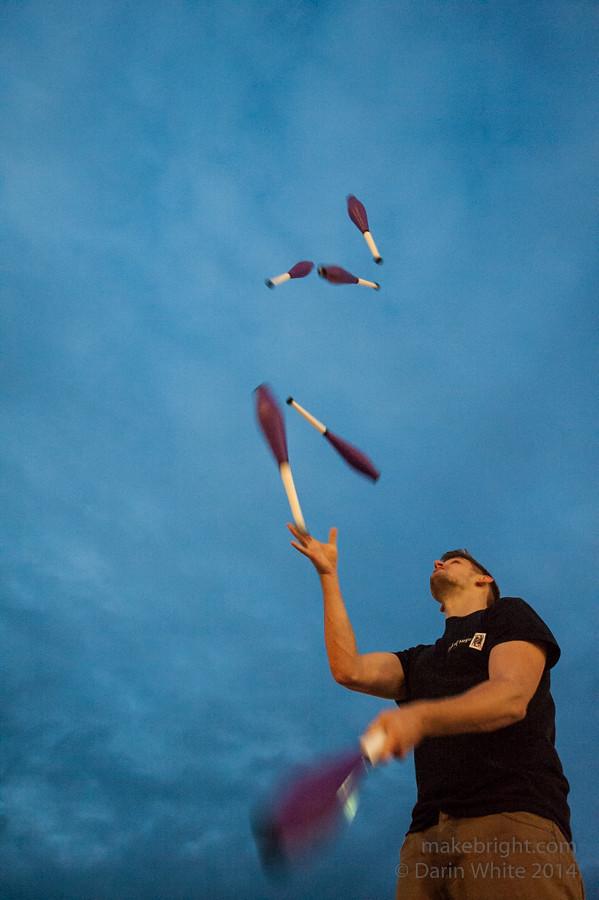 Jugglers 511