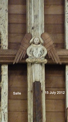 2012 Jul 15 Salle roof (dalevreed) Tags: infocus highquality england2012