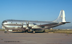 52-2718 - 1952 fiscal Boeing KC-97L Stratotanker, now under restoration at Brooklyn Floyd Bennet Field Museum, NY (egcc) Tags: arizona tucson boeing tus c97 kc97 stratotanker ktus kc97l n117ga 16749 522718 n1175k