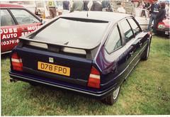 Citroen CX GTI Turbo (andreboeni) Tags: auto classic cars car french automobile citroen cx voiture retro turbo oldtimer autos gti automobiles voitures francais automobili classique
