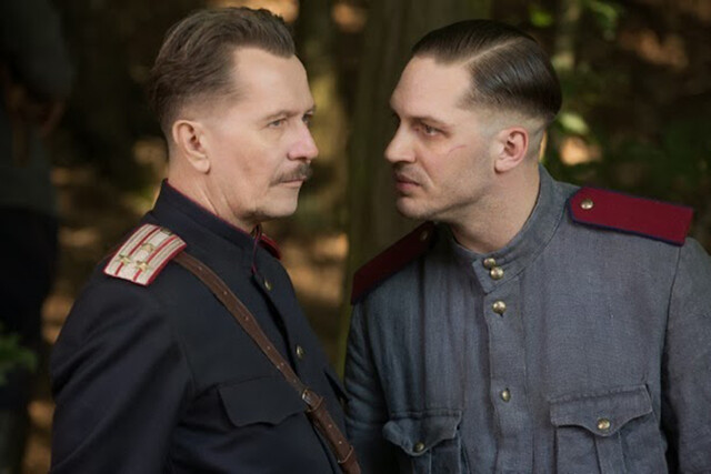 Seek The Truth In New CHILD 44 Poster Starring Tom Hardy