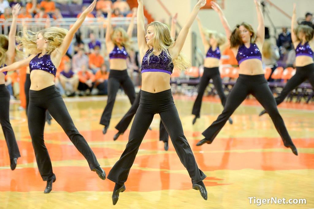 Clemson Photos: Rally  Cats, 20142015, Basketball