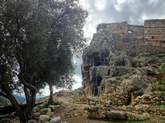 Tlos looks like the perfect setting for a movie (VillaRhapsody) Tags: site ancient roman historical fethiye lykia lycian tlos preroman