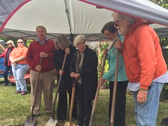 Breaking Ground for #XFDIG450