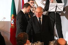 Jantar de homenagem ao Eng.º António Bragança Fernandes