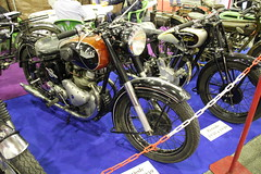 20140309 Reims Marne - Salon du Véhicule de collection - Motos belges Sarolea-001 (anhndee) Tags: france frankreich champagne moto motorcycle reims motorbyke motorrad marne champagneardennes motoancienne motosanciennes
