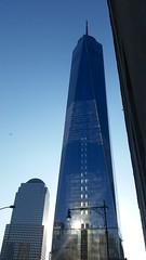 Freedom Tower (Joe Shlabotnik) Tags: cameraphone nyc newyorkcity manhattan worldtradecenter 2014 faved freedomtower galaxys5 june2014
