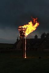 Queen Elizabeth II 90th Birthday Beacon (Tranquility Rose) Tags: fire beacon queenelizabeth 90thbirthday