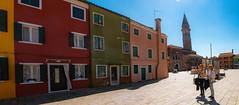 Picture This (Pino Snorr) Tags: city italien blue venice sky people italy house color love church clouds italia outdoor chiesa venezia venedig veneto ilovepizza borano