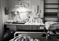 When I gave birth... (mrs_fedorchuk) Tags: blackandwhite bw baby norway hospital blackwhite pain nursery birth doctors trondheim stolav givingbirth barsel stolavhospital