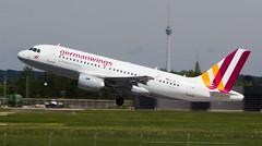 Germanwings Airbus A319-112 D-AKNF (No_Water) Tags: stuttgart airbus germanwings edds a319112 daknf
