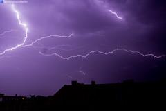 Blitz (UndergroundBerlin) Tags: storm berlin clouds wolken thunderstorm lightning blitz gewitter thunder wetter tempelhof donner sturm lichtspiel donnerwetter