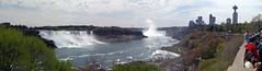 Niagara Falls Panoramic Photo (thoman1527) Tags: ontario canada niagarafalls panoramic americanfalls