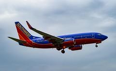Southwest Airlines Boeing 737-7H4(WL) N947WN (MIDEXJET (Thank you for over 1 million views!)) Tags: southwest wisconsin unitedstatesofamerica milwaukee boeing 737 southwestairlines mke boeing737 737700 milwaukeewisconsin boeing737700 7377h4 boeing7377h4 generalmitchellinternationalairport kmke n947wn boeing7377h4wl