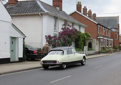 1973 Citroen DS (1986cc) (Spottedlaurel) Tags: citroen ds