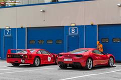 Ferrari Cavalcade 2015 (effeNovanta - YOUTUBE) Tags: roma cars car canon eos video ferrari montecarlo monaco supercar supercars youtube ferrarif40 topmarques autodromovallelunga topmarquesmontecarlo canon1100d monacotopmarques ferrarif12berlinetta ferrarilaferrari ferraricavalcade ferraricaliforniat ferrari488gtb ferraricavalcade2015