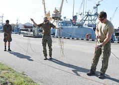 160523-N-JY474-129 (CNE CNA C6F) Tags: sailors eod usn lithuania nato ordnance multinational klaipedia partnershipforpeace eodmu8 openspirit2016