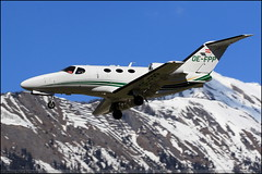 CESSNA510 CITATION MUSTANG OE-FPP 510-0186 Sion mars 2016 (paulschaller67) Tags: mars mustang sion citation 2016 cessna510 5100186 oefpp