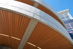 Spiral ramp (Frank Fujimoto) Tags: seattle architecture wa p366