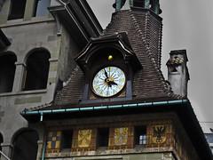 034 clock (jasminepeters019) Tags: clock europe time clocktower timepiece europetrip ticktock 100shoot
