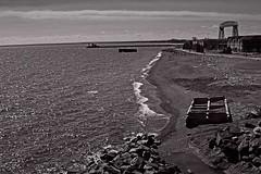 Foundation (TwinCitiesSeen) Tags: blackandwhite minnesota duluth lakesuperior tamron2875mm canont3i twincitiesseen