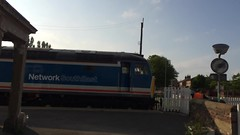 "Mr Warren shunting ""Haymarket"" in the evening puting her to bed for the night 28/05/2016 (37686) Tags: night for evening bed mr her warren haymarket shunting puting 28052016"
