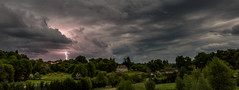 stormy atmosphere (philippe.patrone) Tags: cloud storm landscape flash lightning nuages paysage orage corrze foudre